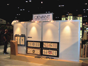 Trade Show Booth With Shelves : Unislat octanorm trade show systems
