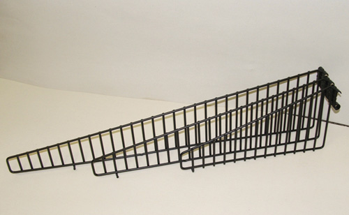 Heavy Duty Shelf Dividers Heavy-duty Wire Basket Divider